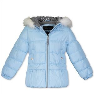 Other - WEATHERTAMER Toddler Girls Hooded Jacket
